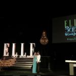 Grande lustre pour Elle Awards